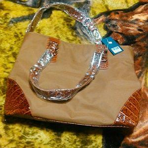 Nwt large tote shoulder bag